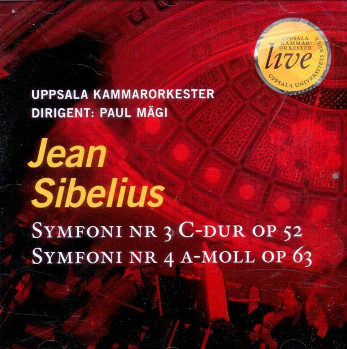 Symphony No. 3 and 4