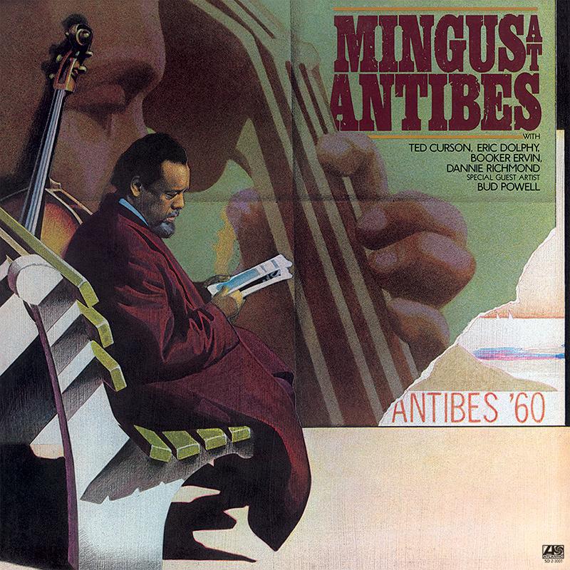 Charles Mingus Mingus At Antibes