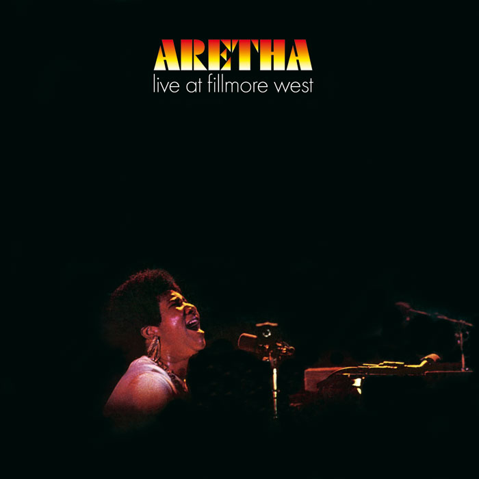 Aretha - Live at Filmore West image
