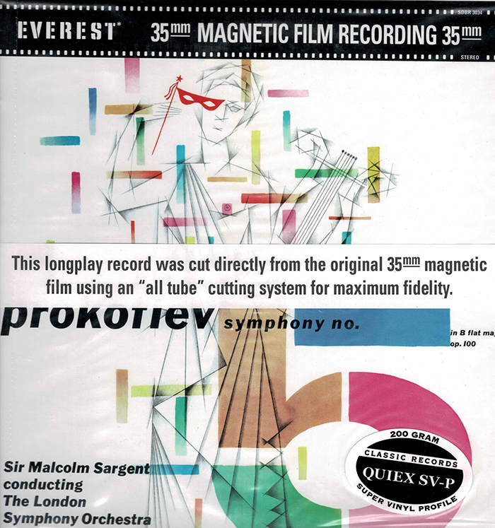 Symphony No. 5 - Everest Records image