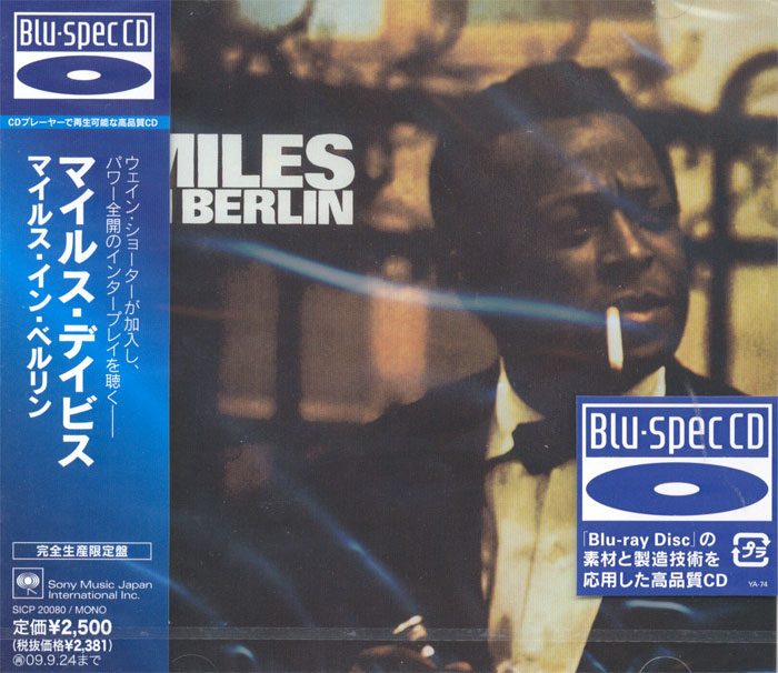 Miles in Berlin image