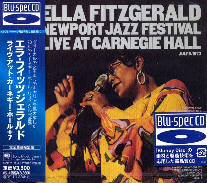 Newport Jazz Festival - Live at Carnegie Hall image