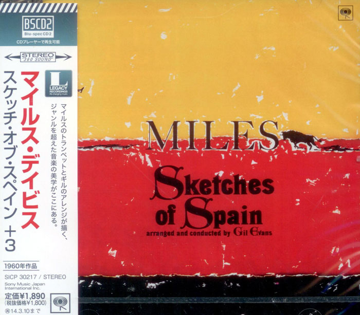 Sketches Of Spain (3 BONUS!)