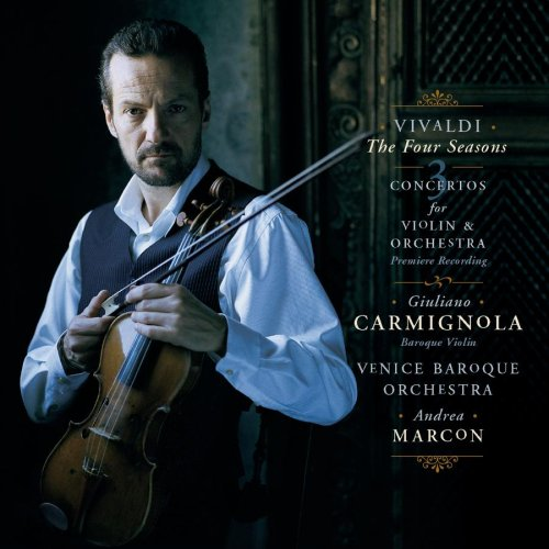 The Four Seasons / Conceros for violin & orchestra