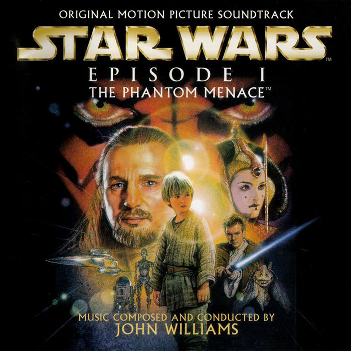 Star Wars Episode I: The Phantom Menace (Soundtrack) image
