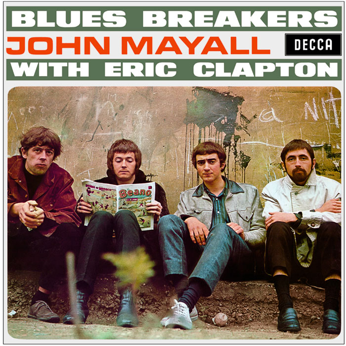 John Mayall & The Blues Breakers