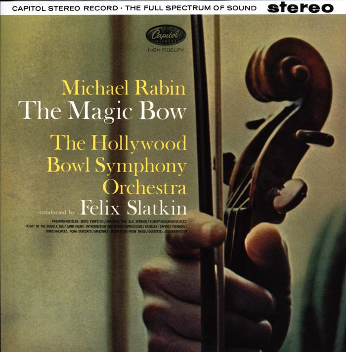The Magic Bow image