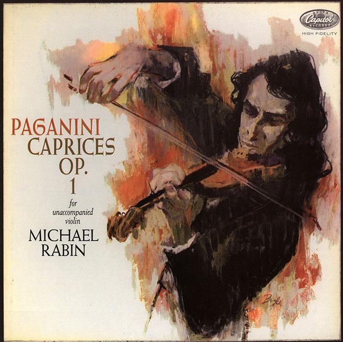 Paganini Caprices image