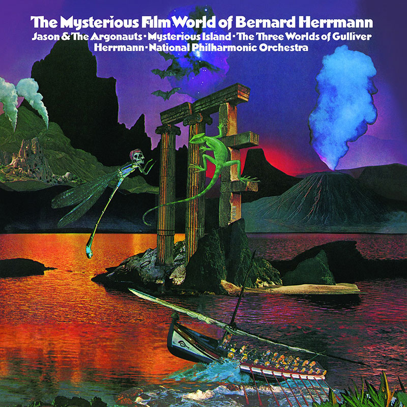 The Mysterious Film World of Bernard Herrmann image
