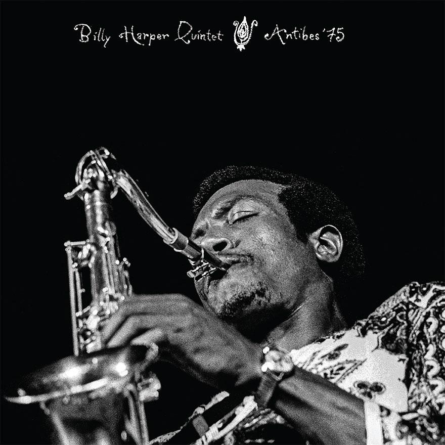 Billy Harper Quintet – Antibes '75 image