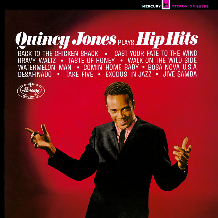 Quincy Jones Plays Hip Hits image