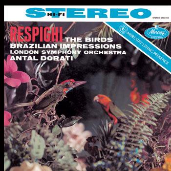 Birds, Brazilian Impressions - LEGENDARNA SERIA WYDAWNICZA ZNOW DOSTEPNA!