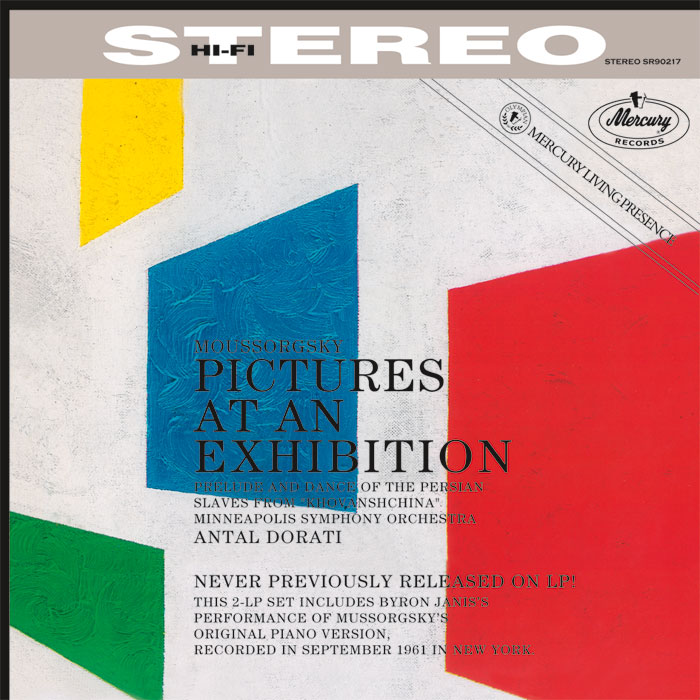 Pictures At An Exhibition - wersja orkiestrowa i fortepianowa