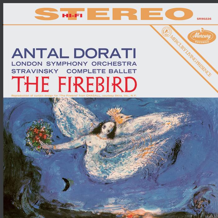 The Firebird - - Complete Ballet