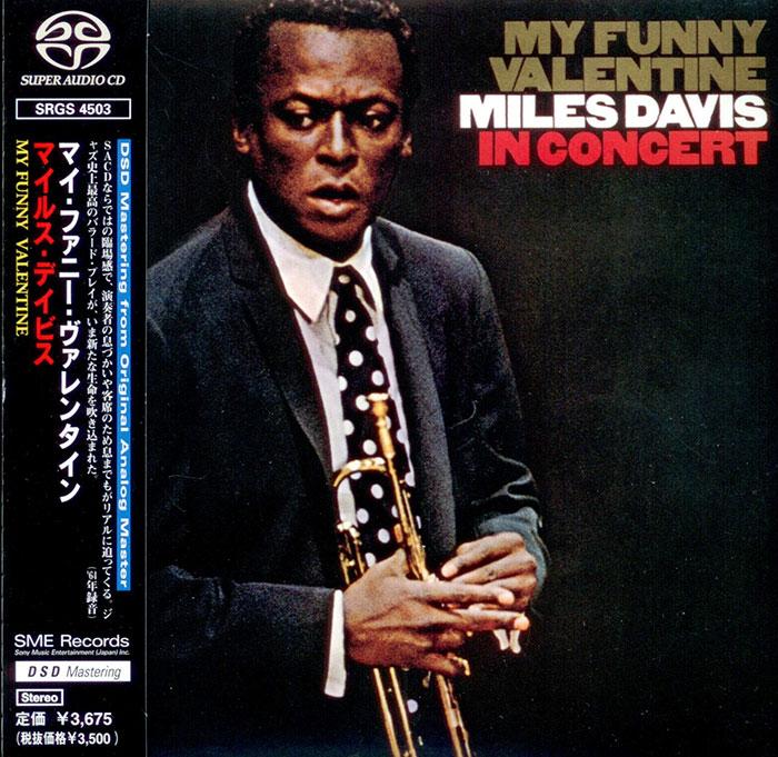 My funny Valentine - Miles Davis in Concert