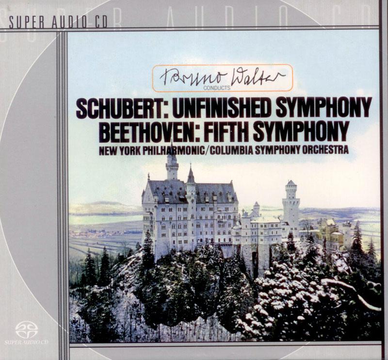 Unfinished Symphony; Fifth Symphony