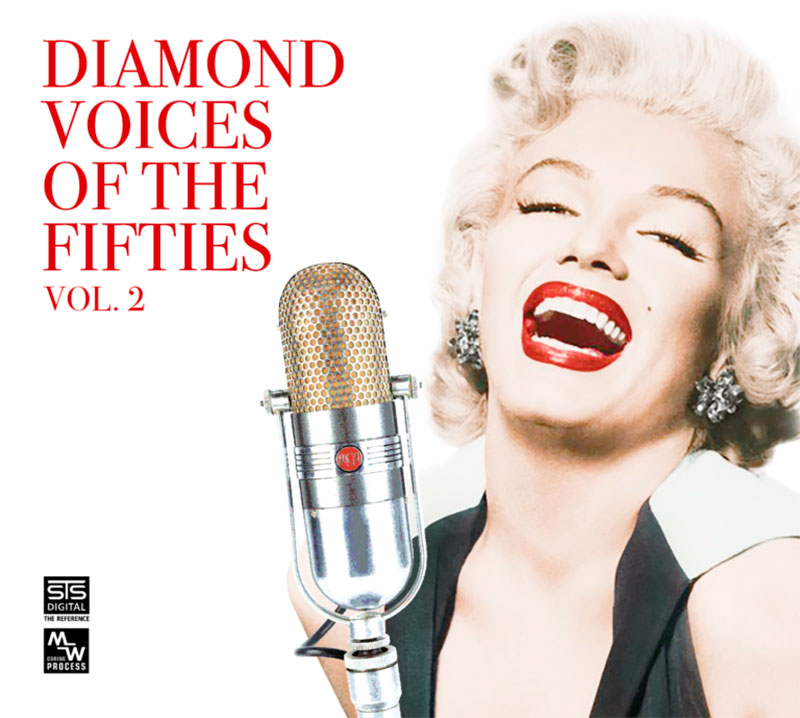 Diamond Voices of the Fifties - vol. 2 image