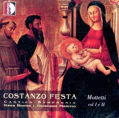 Mottetti vol. 1 - 2