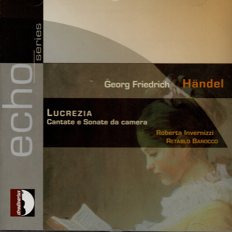 Lucrezia - Cantate e Sonate da camera