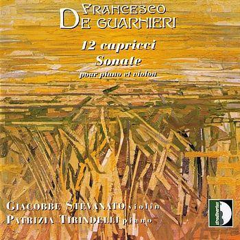 12 Capricci, Sonata for Piano and Violin