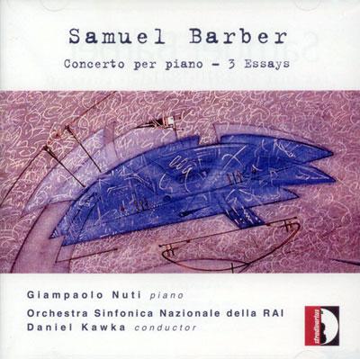 Concerto per piano / 3 Essays