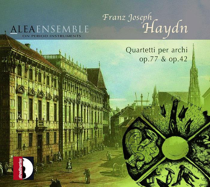 Quarteti per archi op.77 and op.42