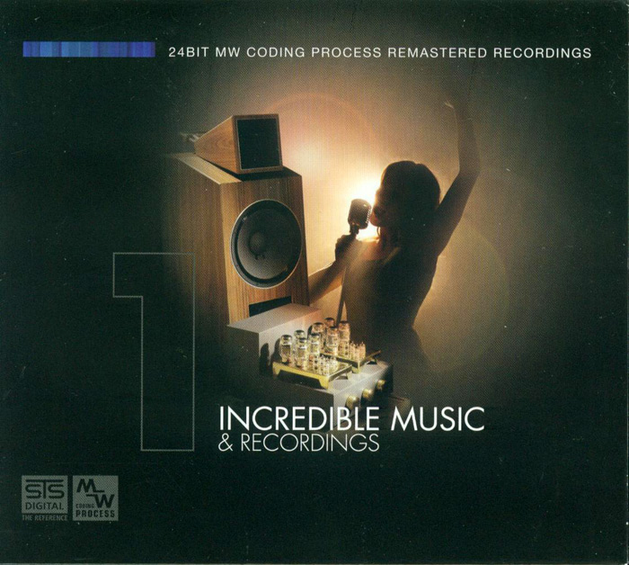 Incredible music and recordings - vol. 1 image