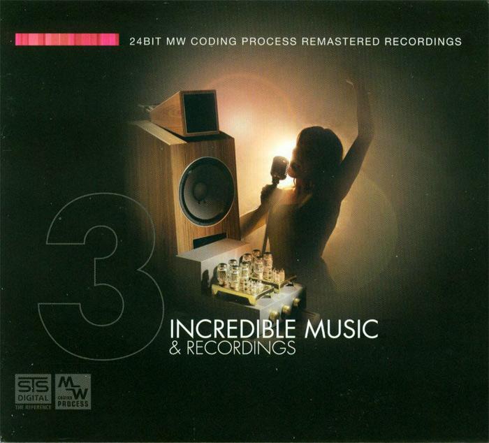 Incredible music and recordings - vol. 3 image