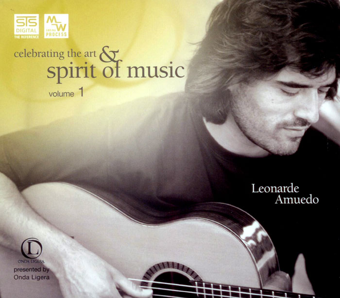 Celebrating the art and spirit of music - vol. 1 - Leonarde Amuedo