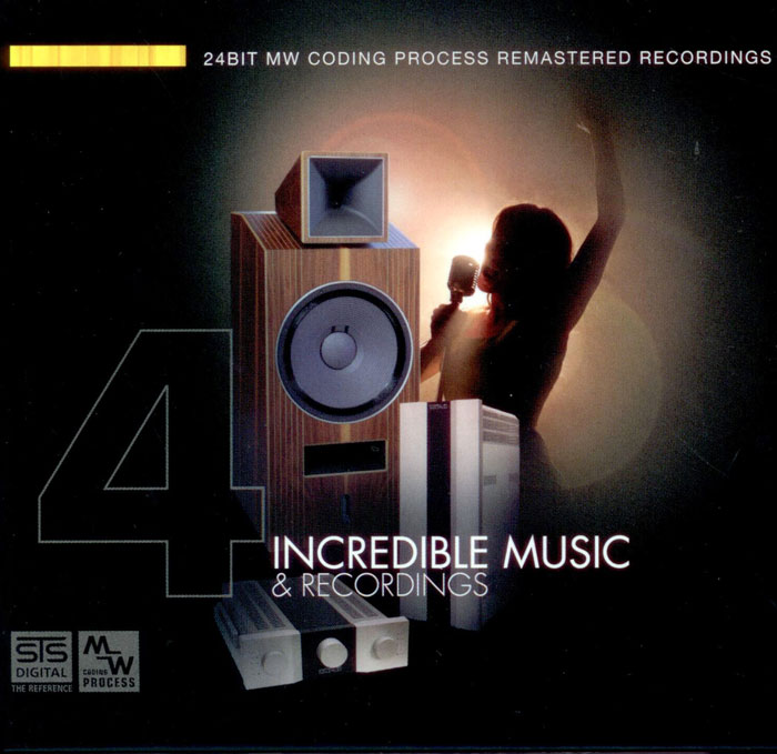 Incredible music and recordings - vol. 4