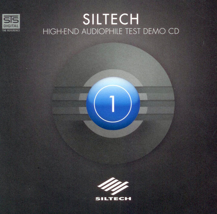 SILTECH 01 - High-End Audiophile Test Demo CD