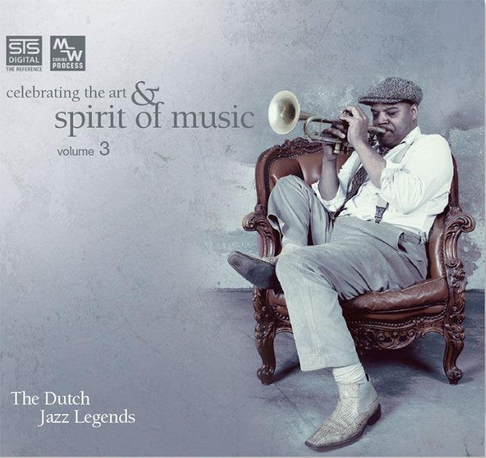 Celebrating the art and spirit of music - vol. 3 - The Dutch Jazz Legends