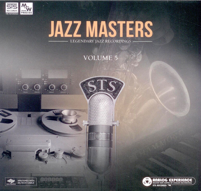 Jazz Masters - vol. 5 - The Dutch Jazz Legends image