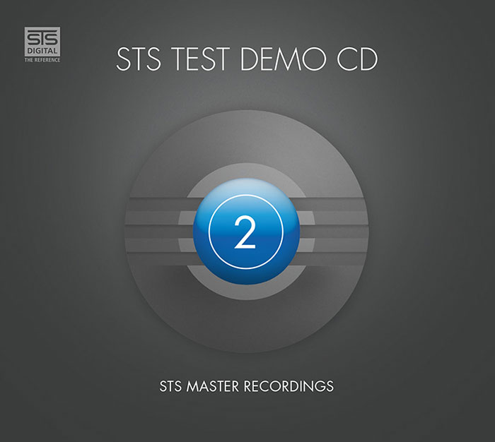 SILTECH 02 - High-End Audiophile Test Demo CD
