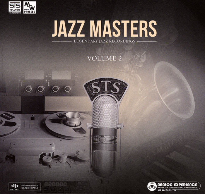 Jazz Masters - Legendary  Jazz Recordings - v. 2