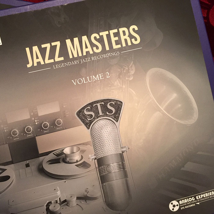 Jazz Masters - vol. 2 - Legendary Jazz Recordings