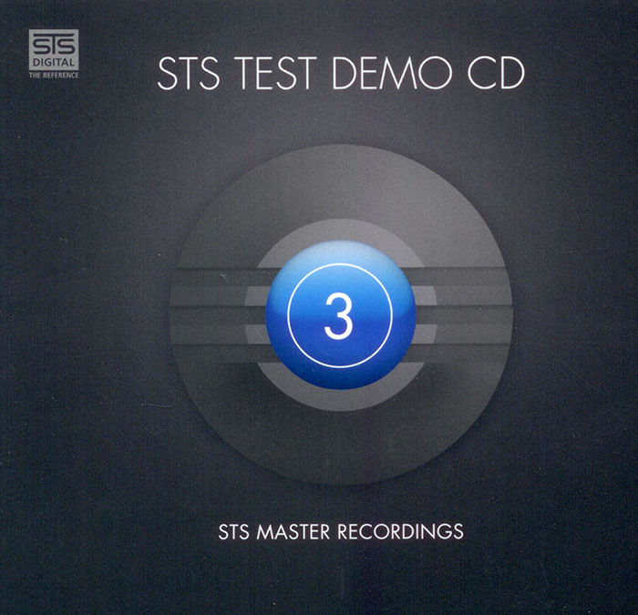 SILTECH 03 - Test Demo CD - STS Master Recordings