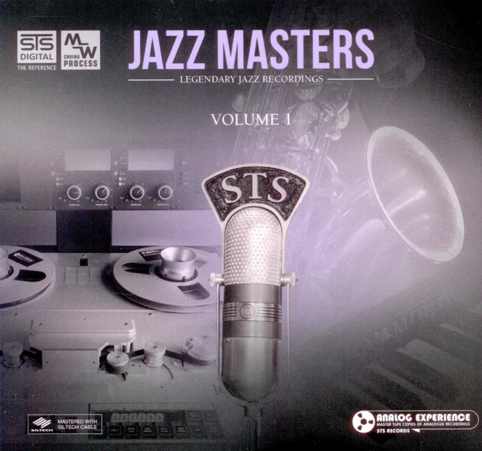 Jazz Masters - Legendary Jazz Recordings - v. 1