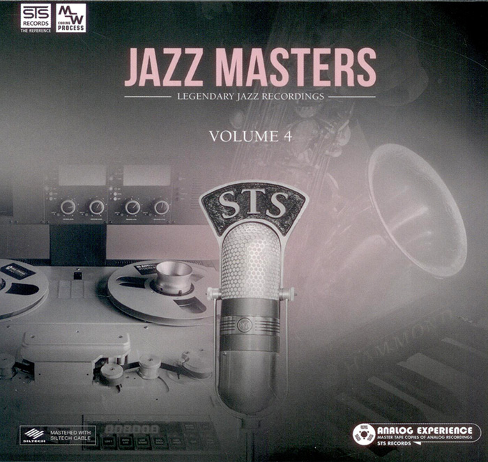 Jazz Masters vol. 4 - Legendary Jazz Recordings - na taśmie