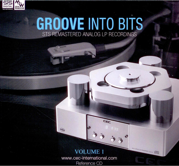 Groove Into Bits vol. 1 - STS Remastered Analog LP Recordings