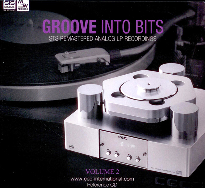 Groove Into Bits vol. 2 - STS Remastered Analog LP Recordings