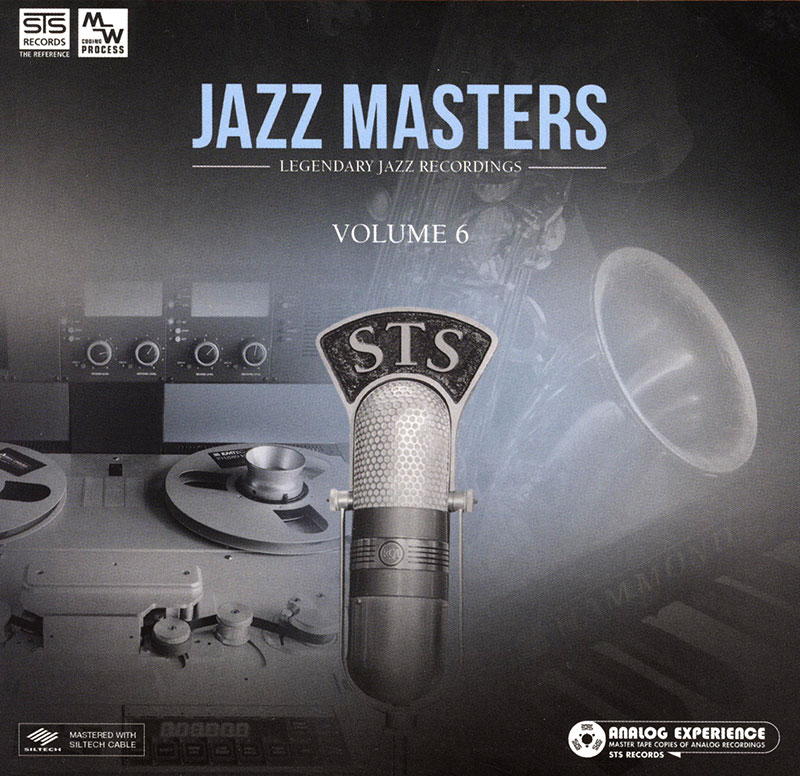 Jazz Masters vol. 6  image
