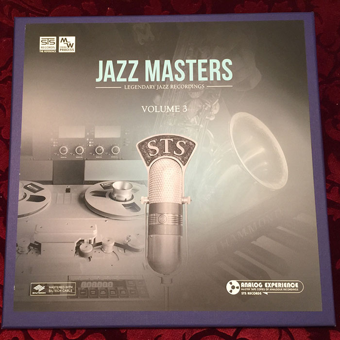 Jazz Masters - vol. 3 - Legendary Jazz Recordings