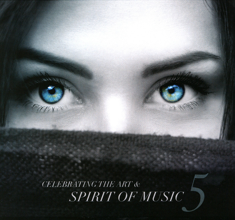 Celebrating the art and spirit of music - vol. 5 - Reference Songs