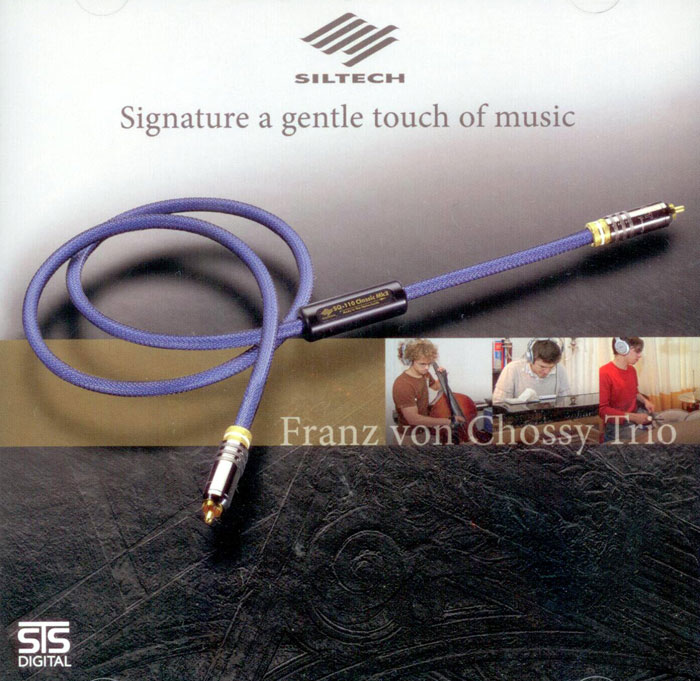 Franz von Chossy Trio - Signature a gentle touch of music image
