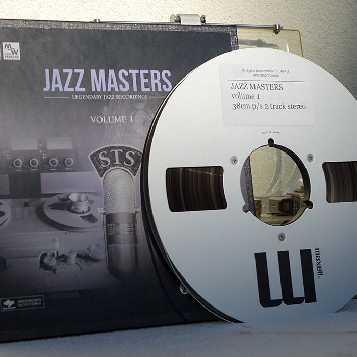 Jazz Masters - vol. 1 - Legendary Jazz Recordings image