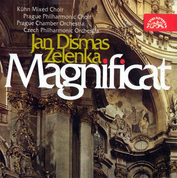 Magnificat, Litanie Omnium Sanctorum, Salve Regina