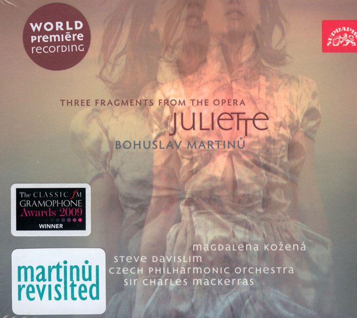 Three Fragments from the Opera Juliette image