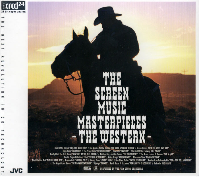 The Screen Music Materpieces - the Western