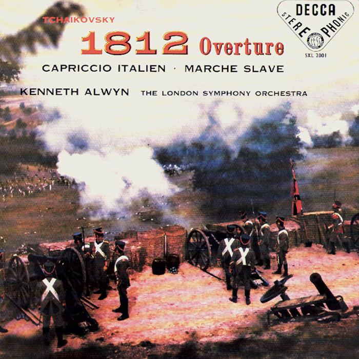 1812 Overture / Capriccio Italien / Marche Slave
